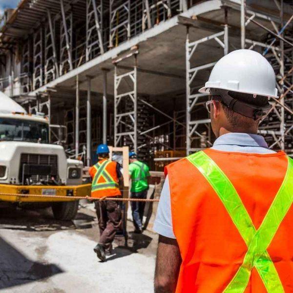 División construcción